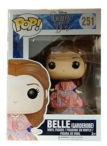 Funko Figura 12798de Bella de la pelicula de Disney La Bella y la Bestia