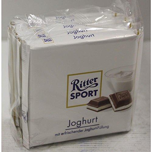 Ritter Sport Joghurt - Schokolade 5x100g