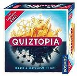 [page_title]-KOSMOS - Quiztopia - Gemeinsam gegen das Spiel, das kooperative Quiz von Marc-Uwe Kling. Wissensspiel ab 16 Jahren, Brettspiel