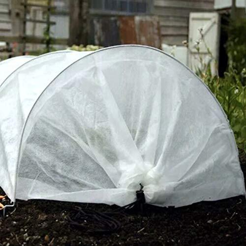 Redxiao~ 【𝐅𝐫𝐮𝐡𝐥𝐢𝐧𝐠 𝐕𝐞𝐫𝐤𝐚𝐮𝐟 𝐆𝐞𝐬𝐜𝐡𝐞𝐧𝐤】 Moisture Garden Grow Tunnel, 118.1In One-Piece Design Gartenpflanzentunnel, Anbau von Gemüse für den Garten Verschiedene Pflanzen