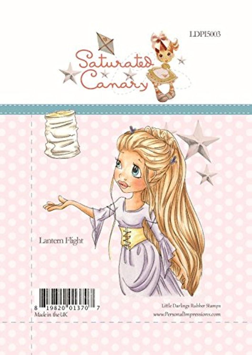 Little Darlings Lantern Flight Clear Stamps by Little Darlings