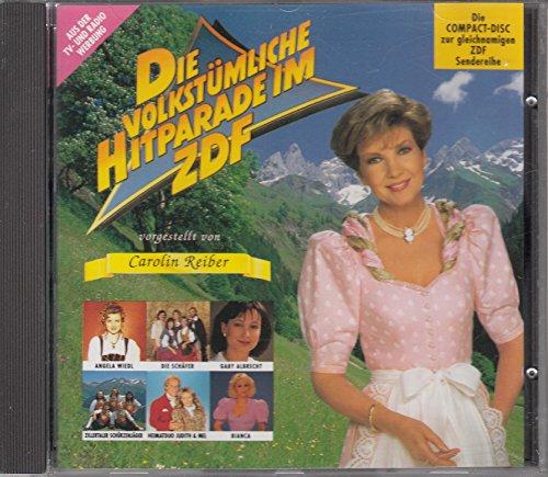 Die volkstümliche Hitparade im ZDF 1992.