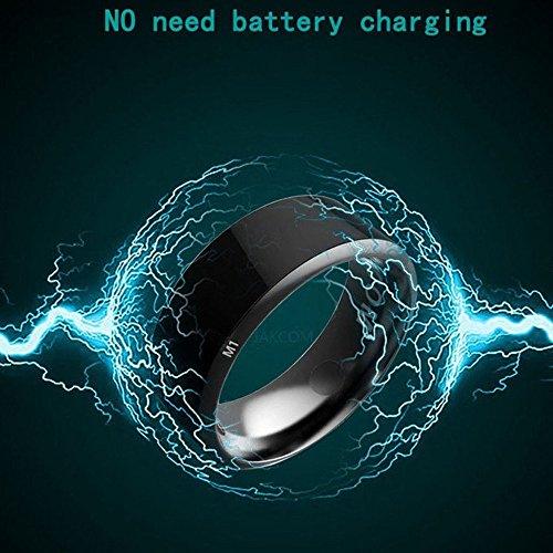 Alotm R3 Waterproof Smart Ring Product Image