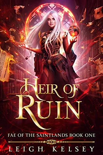 Heir Of Ruin by Leigh Kelsey ebook deal