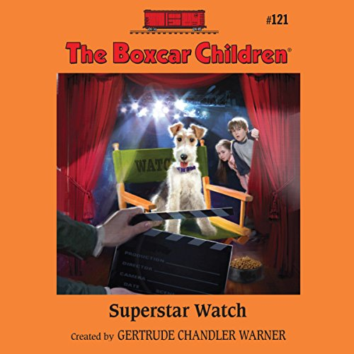 Superstar Watch audiobook cover art