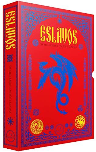 Box Eslavos: Os Melhores Contos e Lendas - 2 Livros + Pôster + Marcadores
