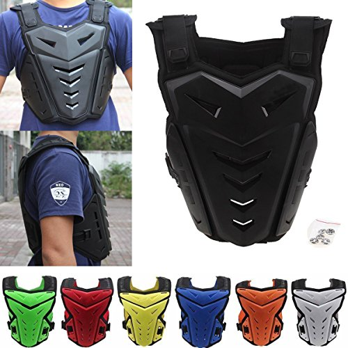 Motorcycle Combo Chest & Back Protectors