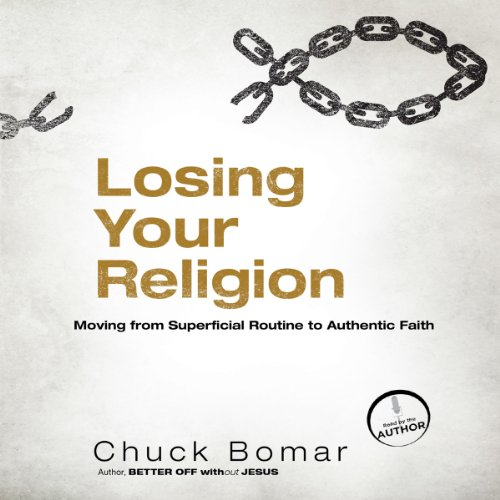 Losing Your Religion cover art