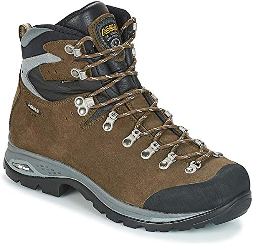 Asolo Greenwood GV Walking Boots 47 EU Major Brown