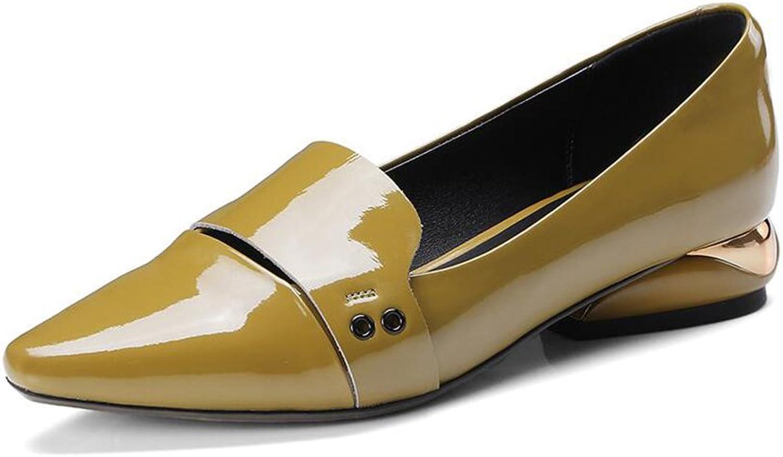 CJC shoes Women's Ladies Pointed Toe Stilettos Court Fashion Classic Shallow Lightweight