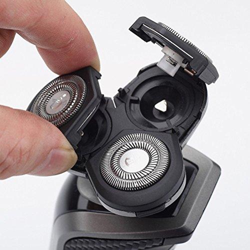 Jupitorz Compatible Head For Philips Norelco RQ10 RQ12 1150X 1160X 1180X 1190X RQ10 RQ32 YS524 SH50