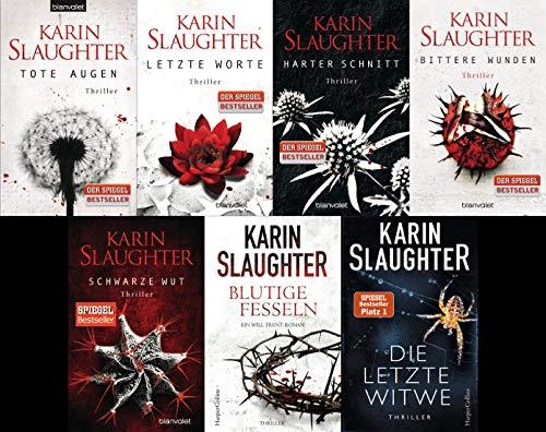 Die Will-Trent-Serie in 7 Bänden