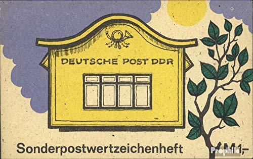 Prophila Collection DDR SMHD42 (kompl.Ausg.) 1988 Briefkasten (Briefmarken für Sammler)