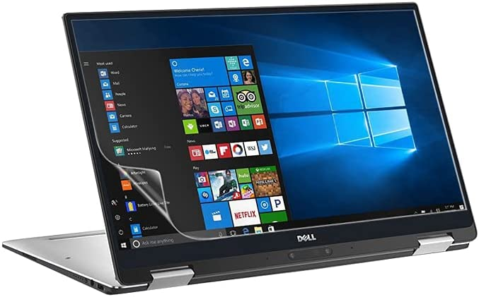 celicious Impact Anti-Shock Shatterproof Screen Protector Film Compatible with Dell XPS 13 9365 (Touch)