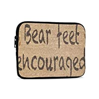 クマの足を奨励 タブレットバッグ Ipad 収納袋 ライナーバッグ おしゃれ 軽量 シンプルさ ビジネスバッグ 防水 耐衝撃性 耐摩耗性 インナーバッグ