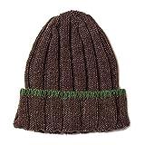 アイリーライフ キャップ IRIE LIFE Life Knit Cap ILAW18-009 ブラウン