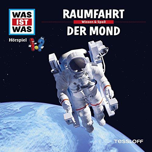 Raumfahrt / Der Mond (Was ist Was 5) Titelbild