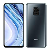 Xiaomi Redmi Note 9 Pro Smartphone 6GB RAM 64GB ROM 6.67' DotDisplay 64MP AI Quad Cámara 5020mAh (typ)* NFC Gris [European version]