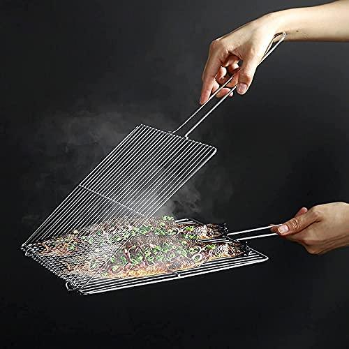 514uQMfF0WS. SL500  - Z-Special Grillkorb, Fischgrillkorb Grillwerkzeug-Sets Kebab-Grillkorb | Grillzubehör aus Edelstahl Grillzubehör Grillgeräte