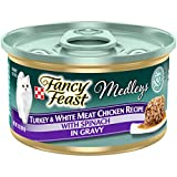 Purina Fancy Feast Gravy Wet Cat Food, Medleys...