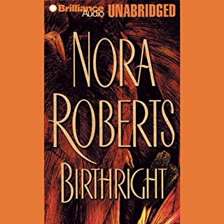 Birthright audiobook cover art