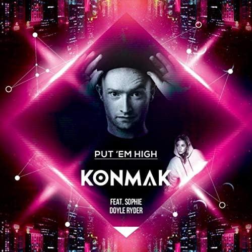 Konmak feat. SOPHIE DOYLE RYDER