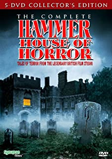 Hammer House of Horror: Complete Series [DVD] [1980] [Region 1] [US Import] [NTSC] (B008HSK3PE) | Amazon price tracker / tracking, Amazon price history charts, Amazon price watches, Amazon price drop alerts