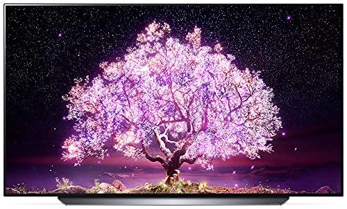 LG Electronics OLED77C17LB TV 195 cm (77 Zoll) OLED Fernseher (4K Cinema HDR, 120 Hz, Smart TV) [Modelljahr 2021]
