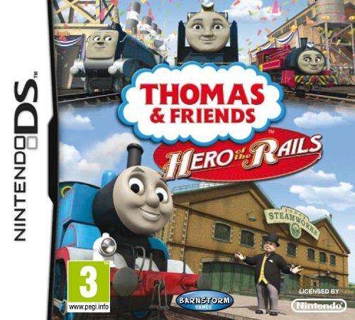 Thomas & Friends: Hero of the Rails (Nintendo DS) [Importación inglesa]