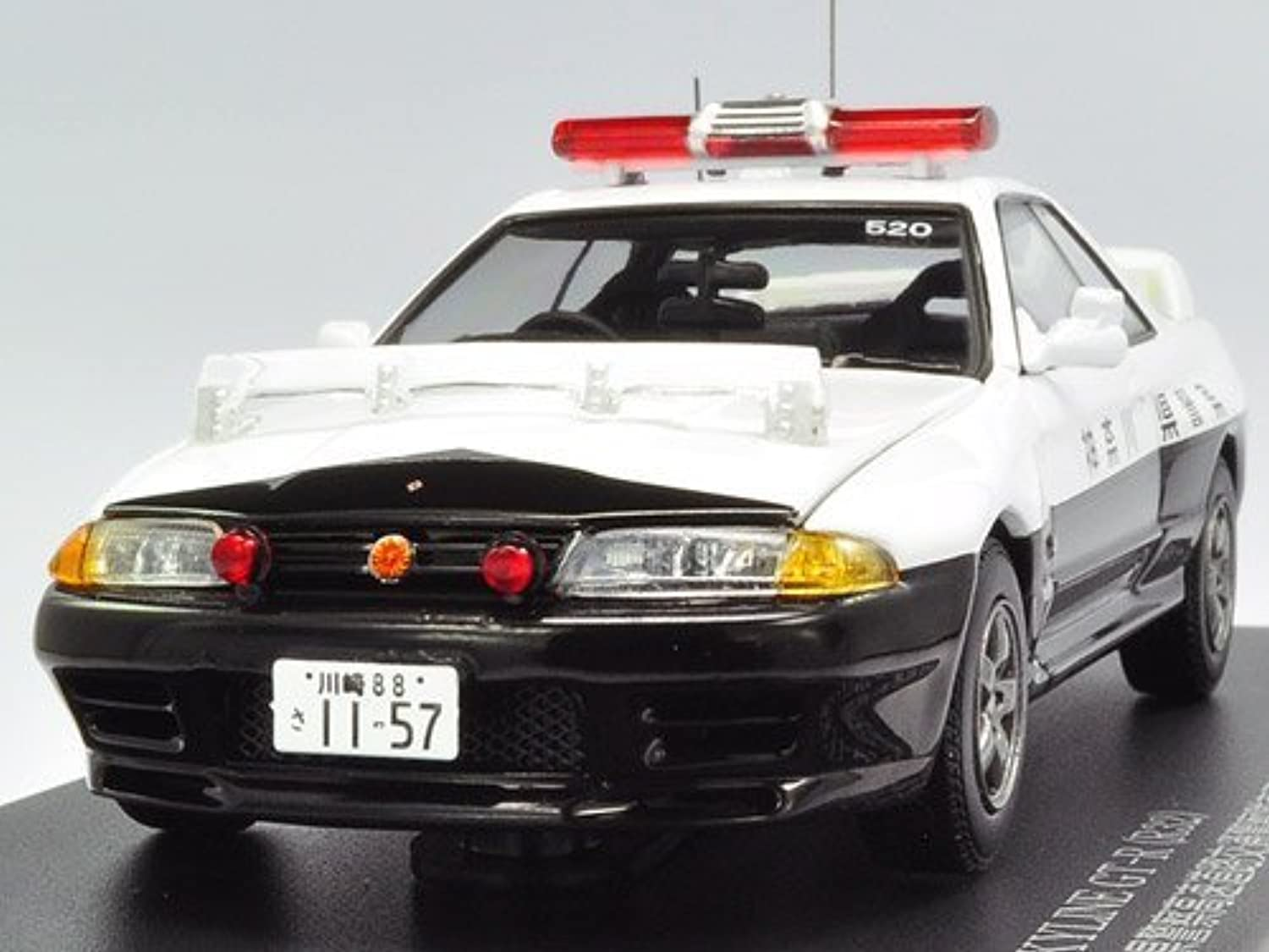 R32 1993 Kanagawa Prefectural Police highway traffic police vehicle [RAI'S   raise] 1 43 Nissan Skyline GT-R (520) (japan import)