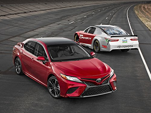 Intersection: Racetrack meets Main Street in the All-New Camry