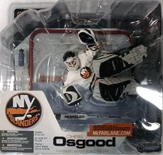 McFarlane NHL Sports Picks Series 3 Action Figure Chris Osgood (New York Islanders) White Jersey