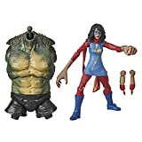 Hasbro Marvel Legends Series - Ms. Hasbro Marvel (15cm Collectible Action Figure, Build-A-Figure Abomination, Gamerverse Series Inspired by the Avengers Video Game)