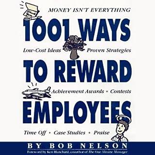 1001 Ways to Reward Employees cover art