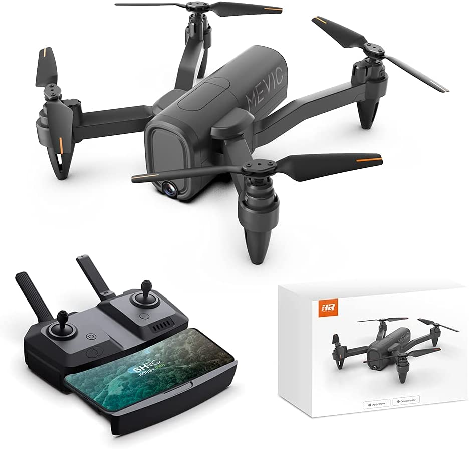 HR 1080p  H6 WiFi Foldable Quadcopter Drone $39.69 Coupon