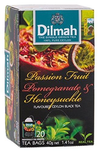 Dilmah Passionfruit Pomegranate, 20 Stuk, 20 Units