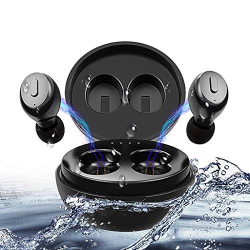 2020 SRX1 Waterproof Earbuds HD Mic and Wireless Charging Power Bank