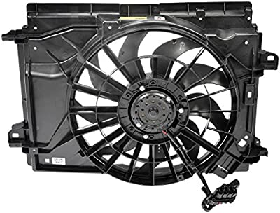 Dorman 621-102 Engine Cooling Fan Assembly for Select Cadillac/Chevrolet Models