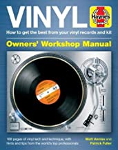 Vinyl Manual: How to get the best from your vinyl records and kit (Haynes Manuals)