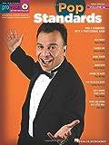 Pop Standards: Pro Vocal Men's Edition Volume 26 (Book & CD)