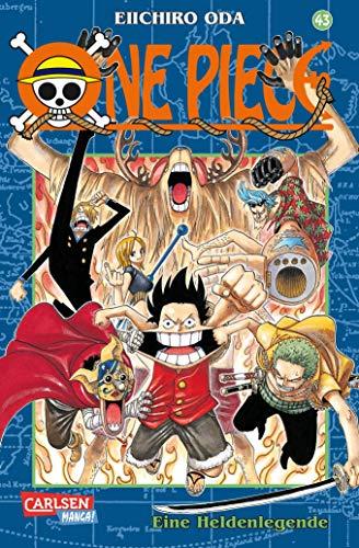 One Piece, Bd.43