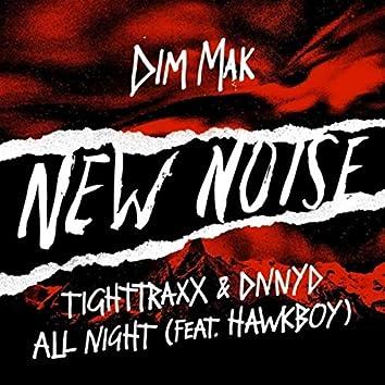 All Night (feat. Hawkboy)