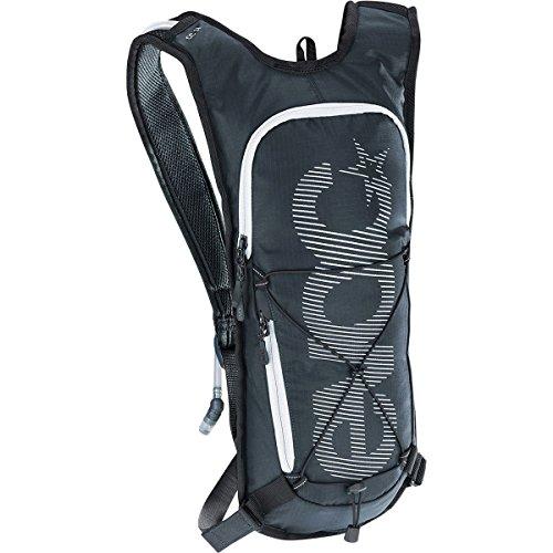 evoc CC 3L Plus 2L Bladder Hydration Pack Black, One Size