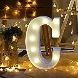 99L'amour LED Lettre Guirlande Lumineuse Exterieur Ampoules Guirlande Guinguette-Guirlande Batterie Exterieure-Étanche- Décoration pour Patio Café Soirée Classe Jardin, Balcon,fête,Mariage,Noël … (C)