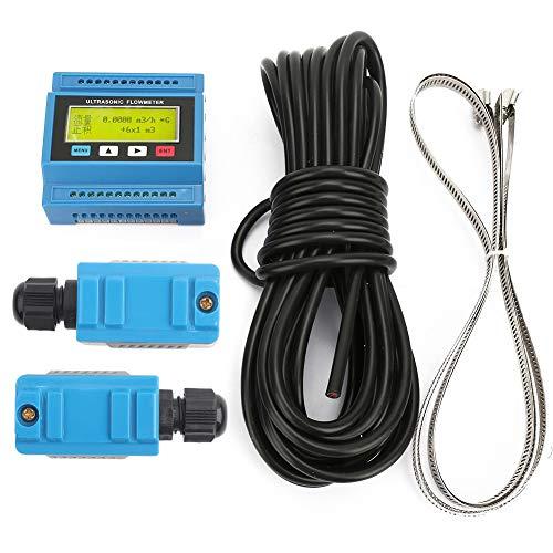 Misuratore di portata ad ultrasuoni TUF-2000M , Misuratore di portata ad ultrasuoni digitale , Kit misuratore di portata ad ultrasuoni DC8-36V , Kit misuratore di portata ad ultrasuoni con