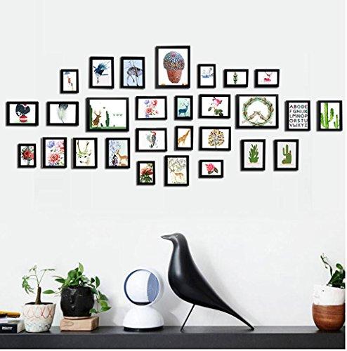 William 337 Fotolijst voor wanddecoratie, minimalistisch, modern, wandfoto, mediterran, voor kinderen, restaurant, creatieve woonkamer, combinatie met fotowand