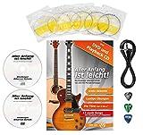E-Gitarre Set Rocktitle Banger's Pack Variante Sunburst - 6
