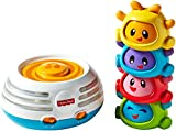 Fisher-Price- Disney Bailones apilables, Multicolor (Mattel DHW29)