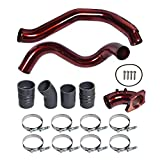 labwork Intercooler Pipe Kit with Hose & Clamp...