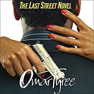 The Last Street Novel audiobook cover art